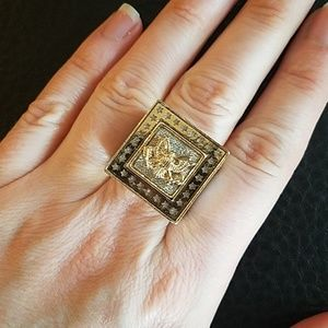 Ring featuring Great Seal of the United States
